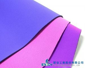COLORFUL FABRIC LAMINATION